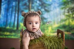 fotografo toluca metepec bebes sitter baby