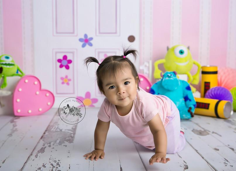 lovememoriesmx fotografo metepec toluca smash cake  boo babys