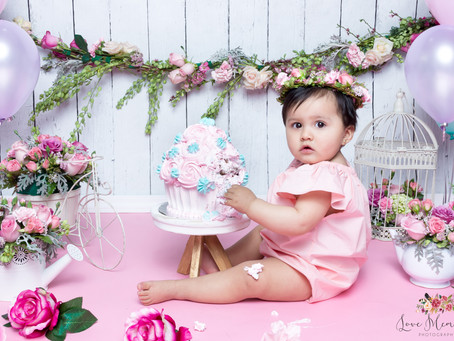 Andrea | Smash Cake