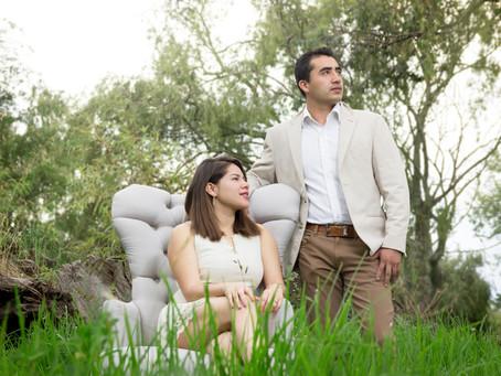 Alitzel + Oscar | Save The Date Toluca