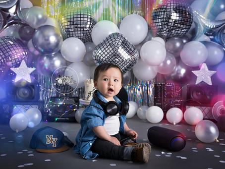 Dj Disco | Smash Cake Toluca