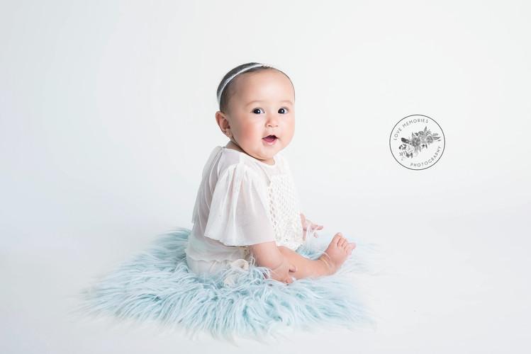 lovememoriesmx fotografo metepec toluca smash cake sitter babys