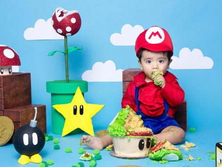 Mario Bros | Smash Cake Toluca