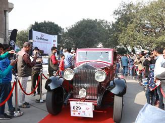 The Statesman Vintage & Classic Car Rally