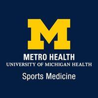 New Sponsor!  Metro Health Sports Medicine