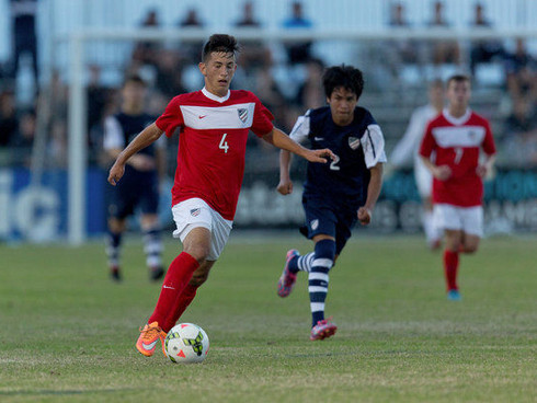 Giuseppe Barone selected to US U17 National Team