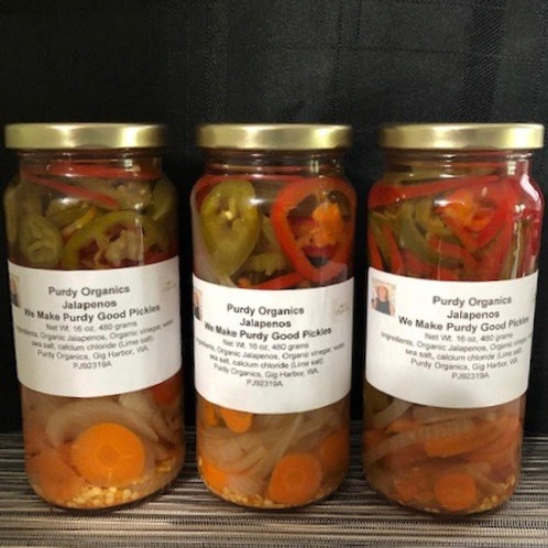Jalapeño mix/carrots & Onion 3 pack of 16 oz