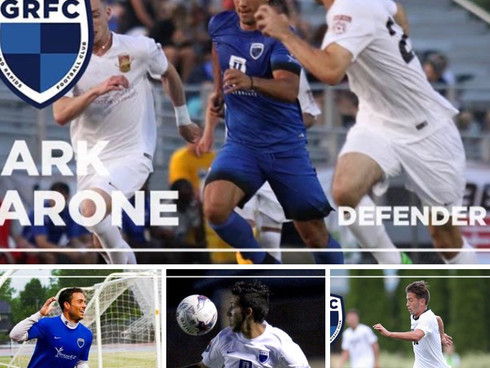 All Four Barone Brothers Sign With Grand Rapids FC