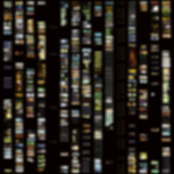 Home ›keep. an internal structure formed by the sedimentary accumulation of experiences and memories. [pictured: genome map composed of windows from all the cities in which I've lived].