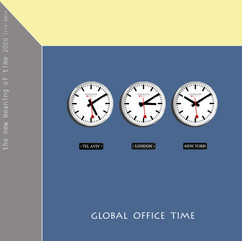 The new definition of time: Global Office Time