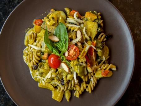 Pesto Pasta Fresca