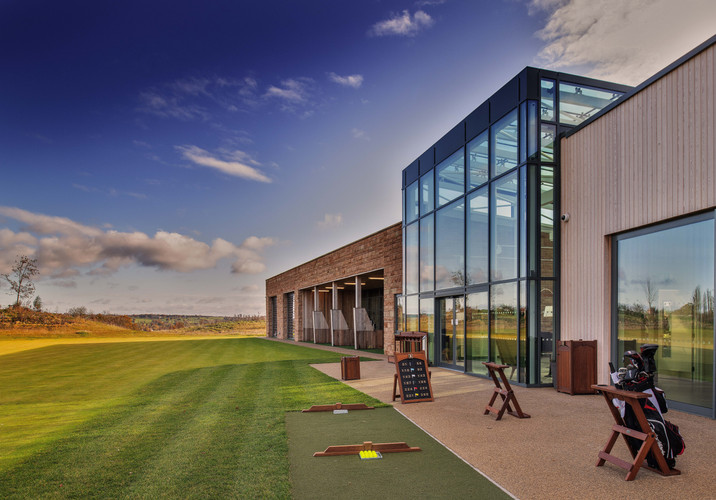 JCB Golf ClubHouse