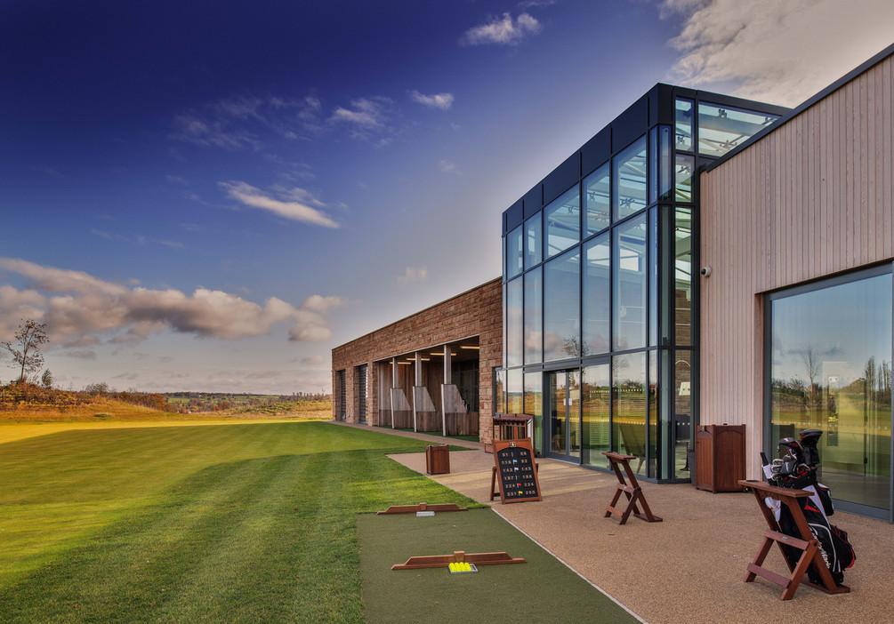 JCB Golf ClubHouse