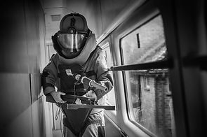 Commercial Photography- Bomb disposal.jp