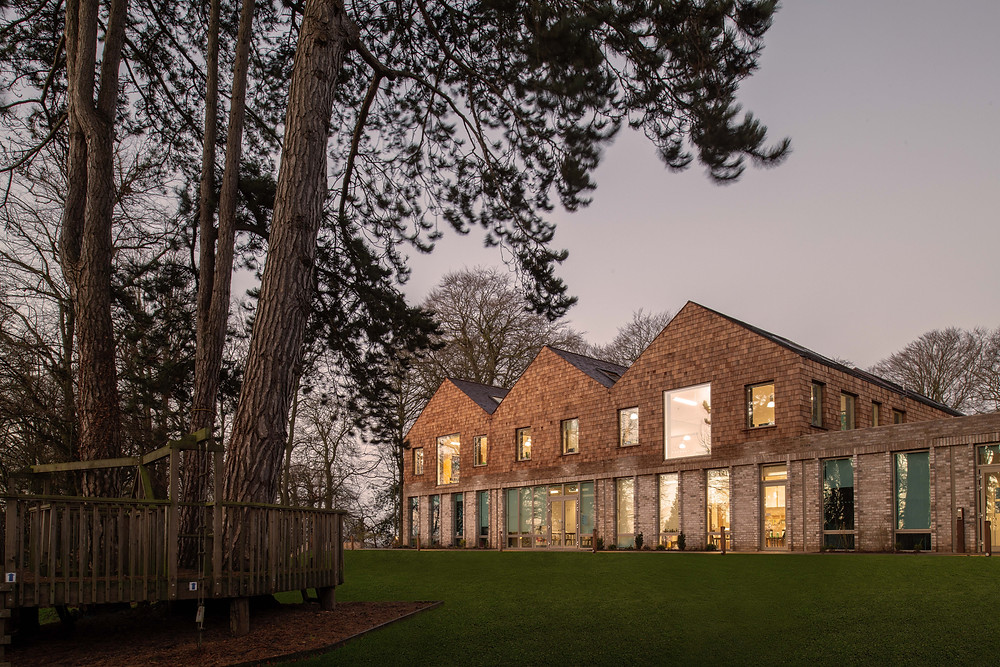 Architectural Photography  of Kingswood School