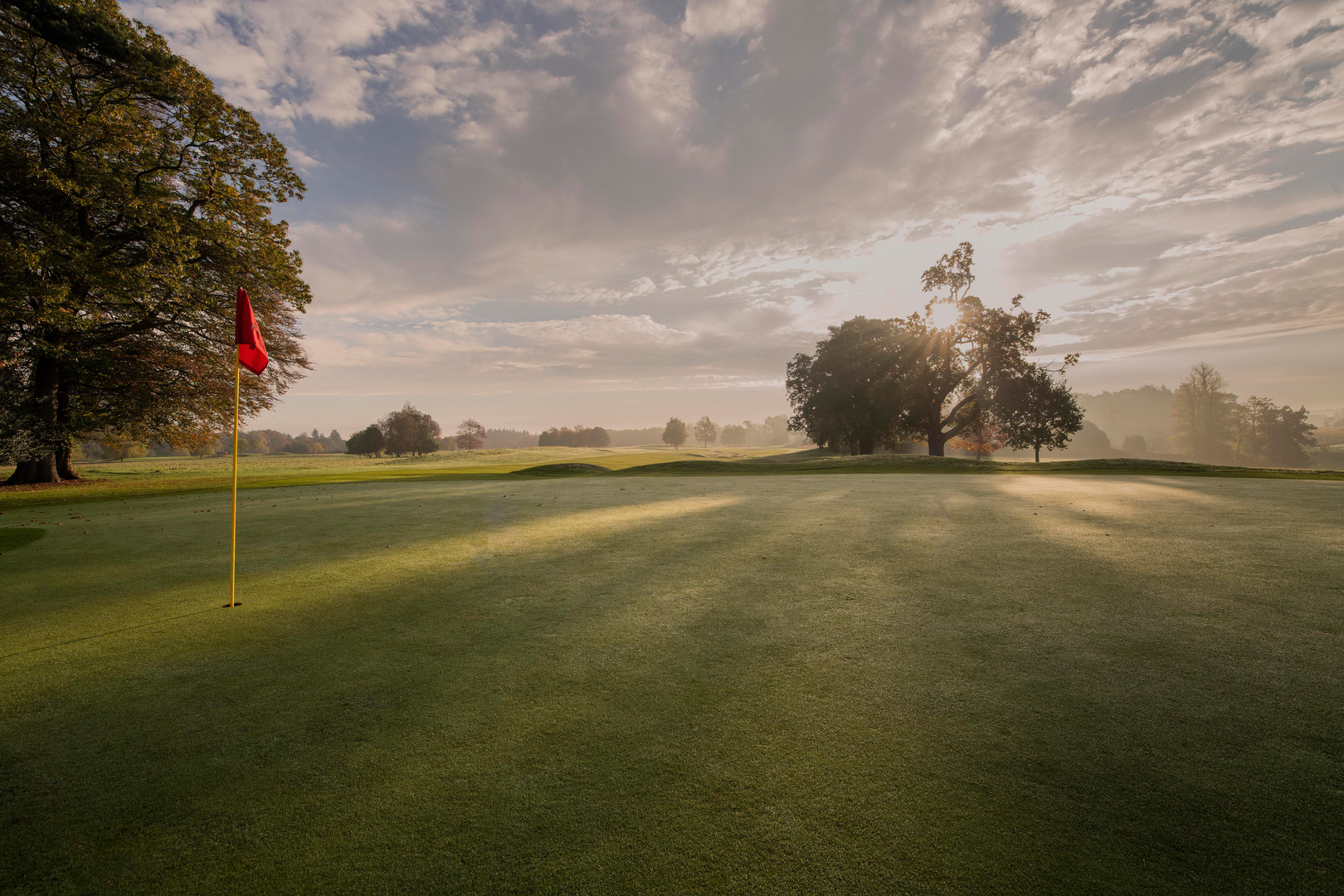 Bowood Golf Course, course pictures