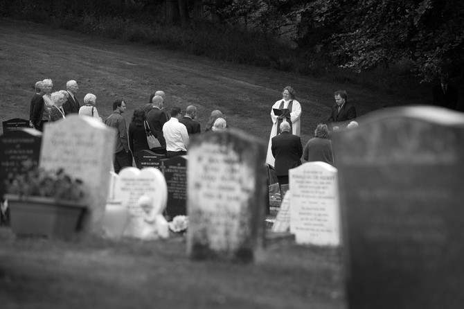 Bristol Funeral Photographer- Julian James Photography Ltd.