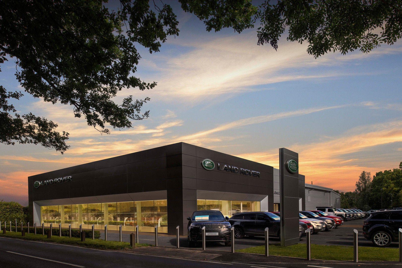 Land Rover Dealership