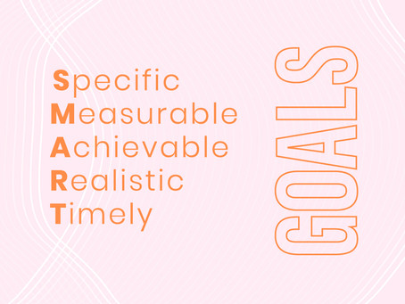 Smart Goals & Strategic Planning