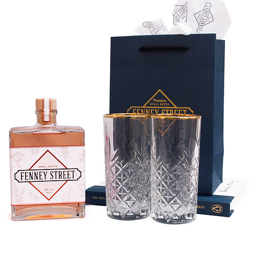 Fenney Street Utopia & Luxury Highball Gift Set