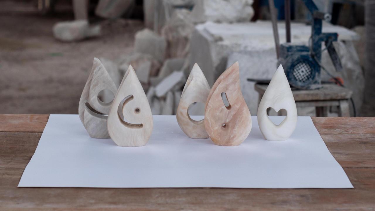 Piedra Huamanga: Llamas de Amor
