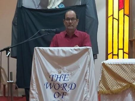 Farewell to Fr. Arun Kumar, SJ by Eugene Saldanha