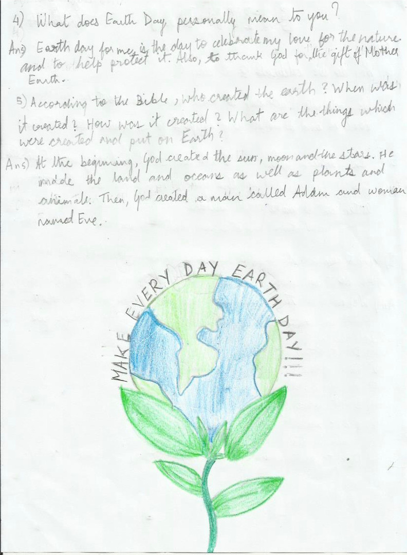 26. Giselle_ - Earth Day