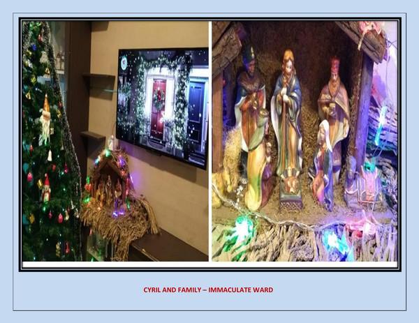 IHMC - CHRISTMAS CRIB COMPETITION 2020-2