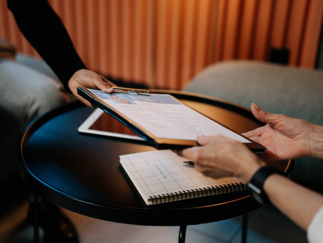 How to make your CV pop
