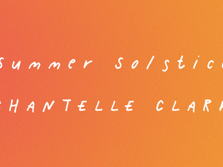 'Summer Solstice' by Chantelle Clark