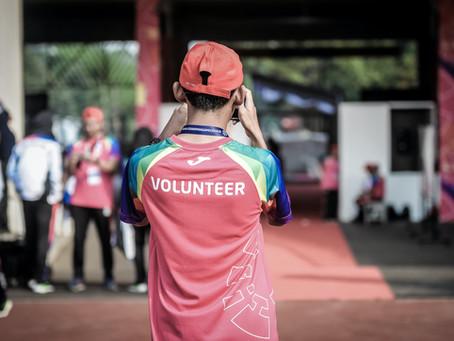 Volunteering throughout University