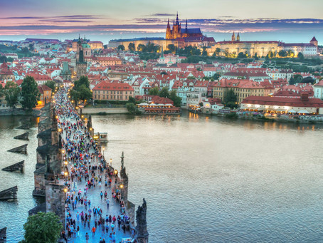 Studying abroad in Prague