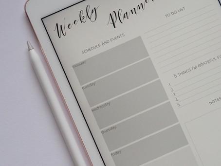 Prioritising your Workload