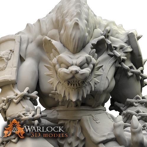 Yeenogu: Beast of butchery STL file