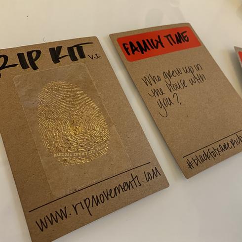 Research / RIP Kits