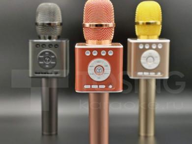 панель управления караоке микрофона