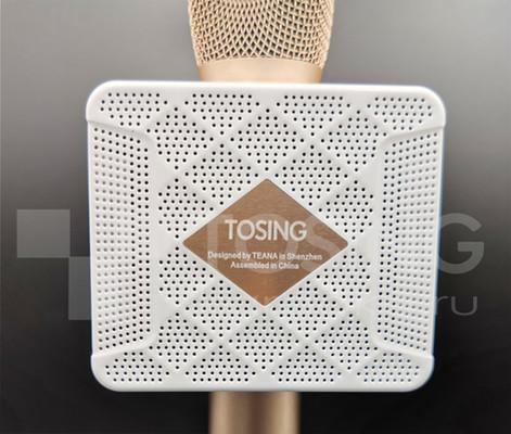 Мембраны микрофона с 4 сторон