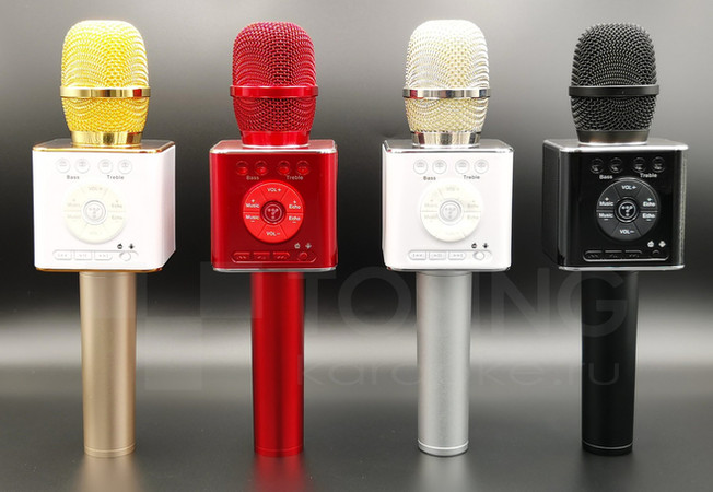 Tosing Q11 караоке микрофоны 1