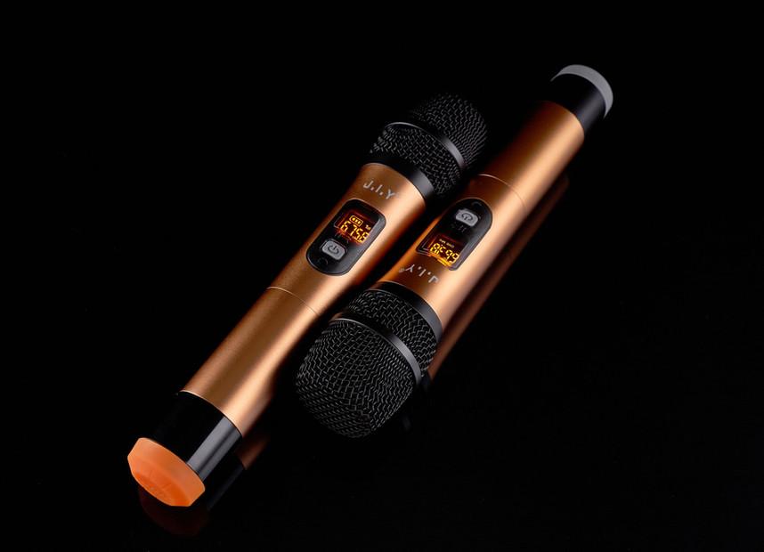 радиомикрофоны беспроводные для караоке.