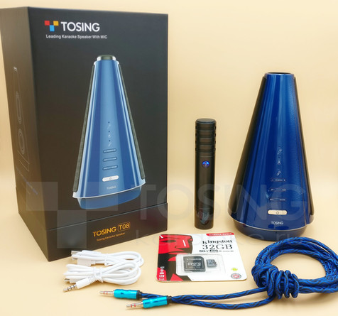 комплектация Tosing Turbo T08