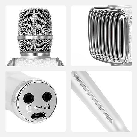 Tosing G6 PRO караоке микрофон