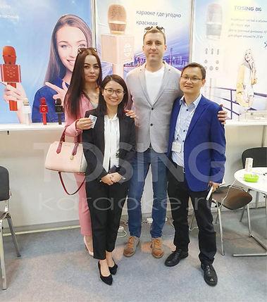 Компания Tosing на выставке в Москве.jpg