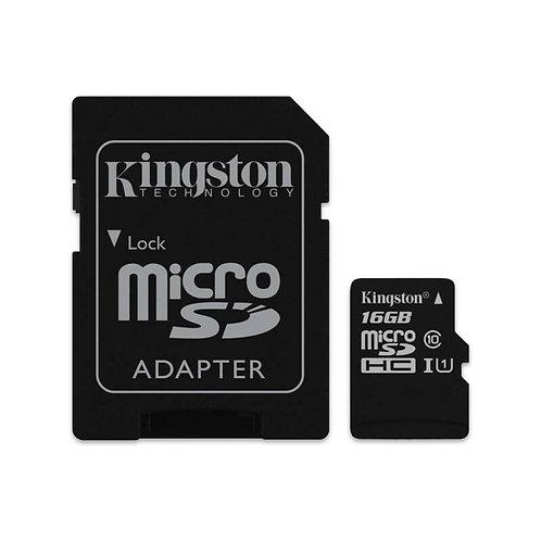 Micro-CD карта памяти 16ГБ