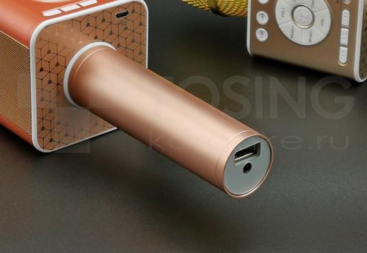 разъем USB и AUX