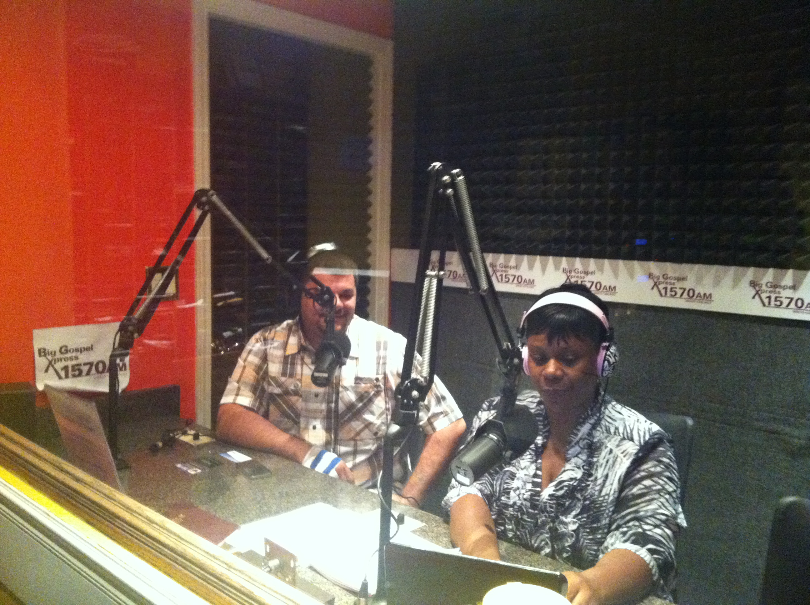 On Air with Exhale Radio