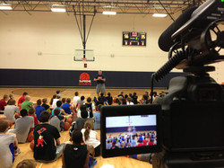 Youth Basketball Event