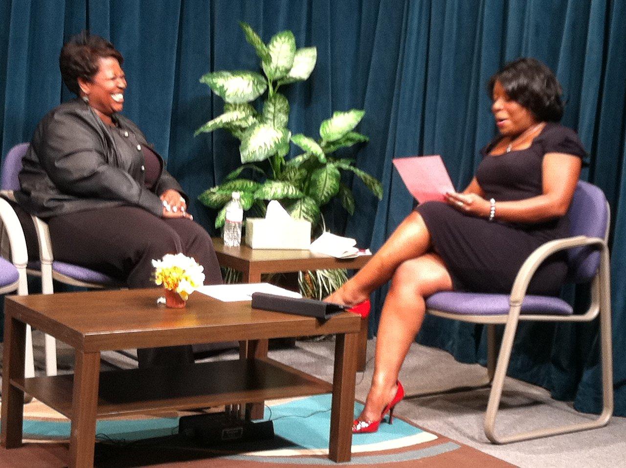Interview with Yolanda Green