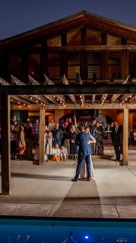 luxory wedding venues in zions national