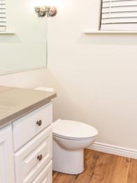 Basement Shared Full Bathroom