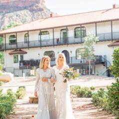 best zion wedding outdoor wedding venue.